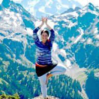 7 Day Mountain Yogini: Yoga Backpacking Pilgrimage