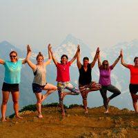 4 Day Wilderness Goddess: Yoga Backpacking Pilgrimage